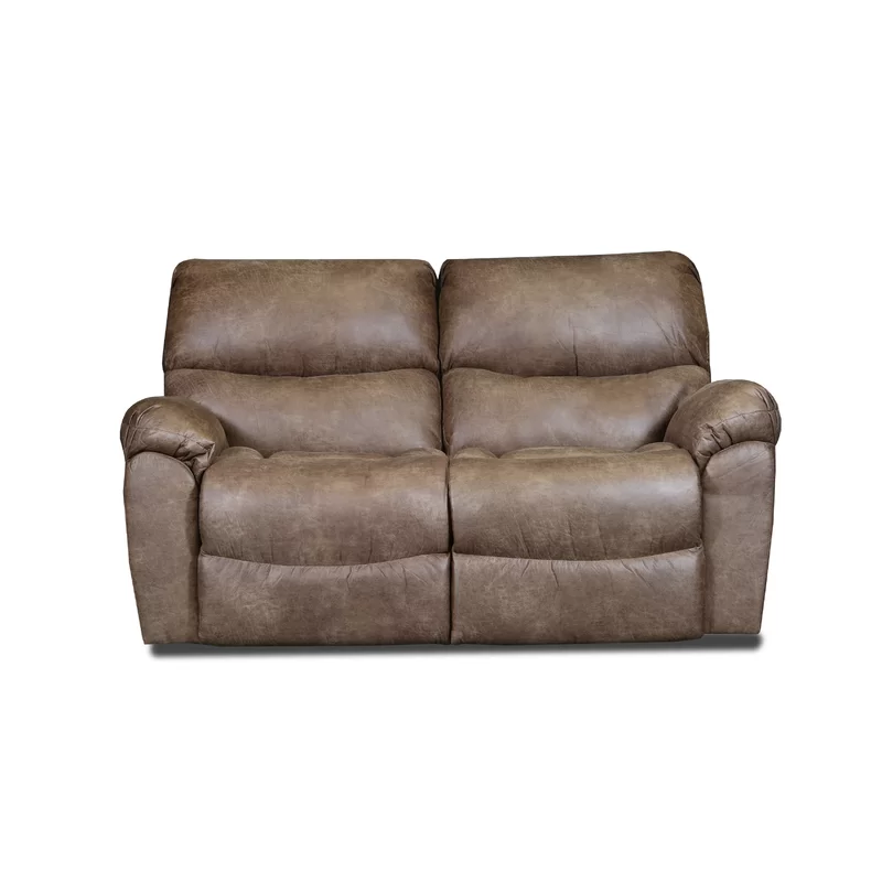 reclining loveseats with console