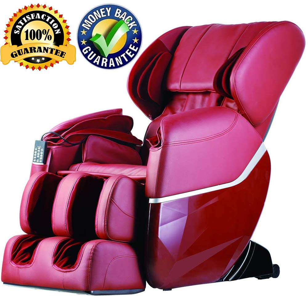 BestMassage Electric Massage Chair with Built-In Heat Therapy