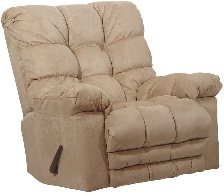 Catnapper Magnum Chaise Oversized Rocker Recliner Chair