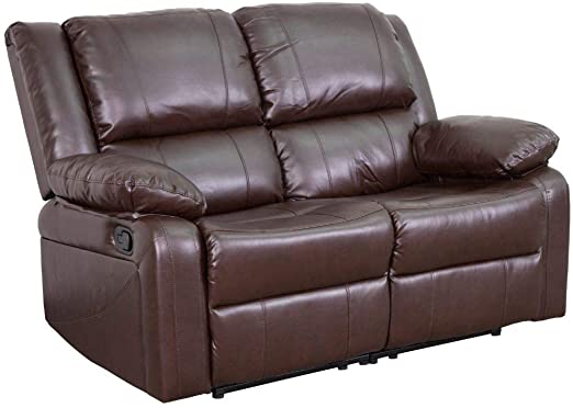 Flash Furniture Harmony Series Reclining Loveseat
