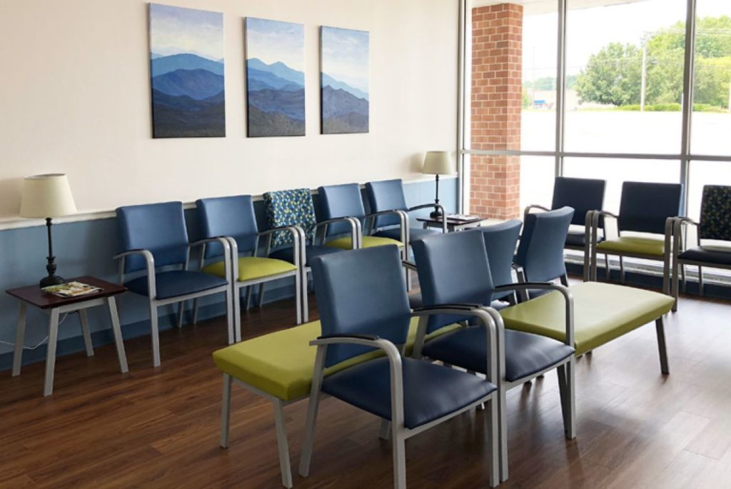 Lesro Newport Chair office waiting room chairs
