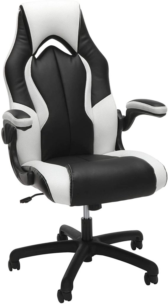 OFM Essentials Collection Racing Style Low-Back Gaming Chair