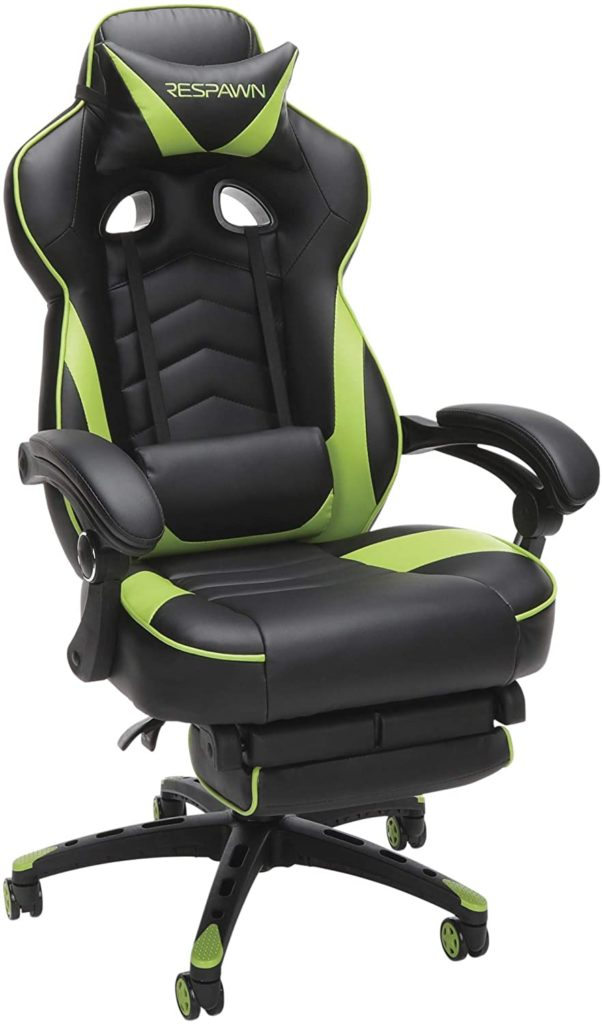 best reclining gaming chairs RESPAWN 110 Racing Style Gaming Chair