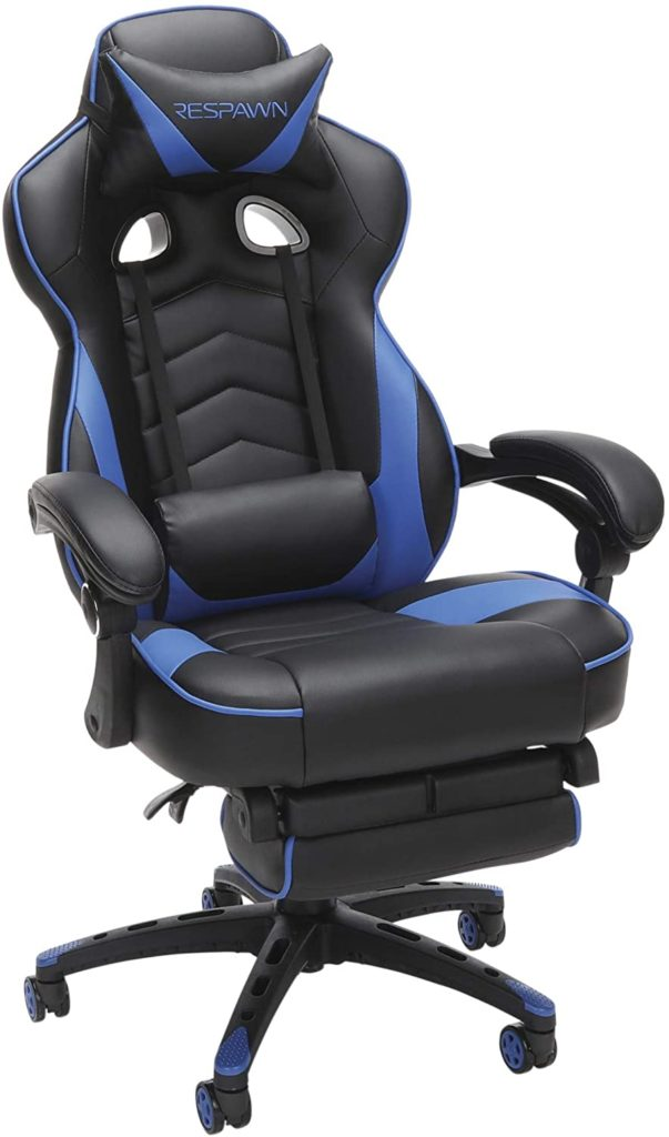 RESPAWN-110 Chair with Thick Supporting Elements