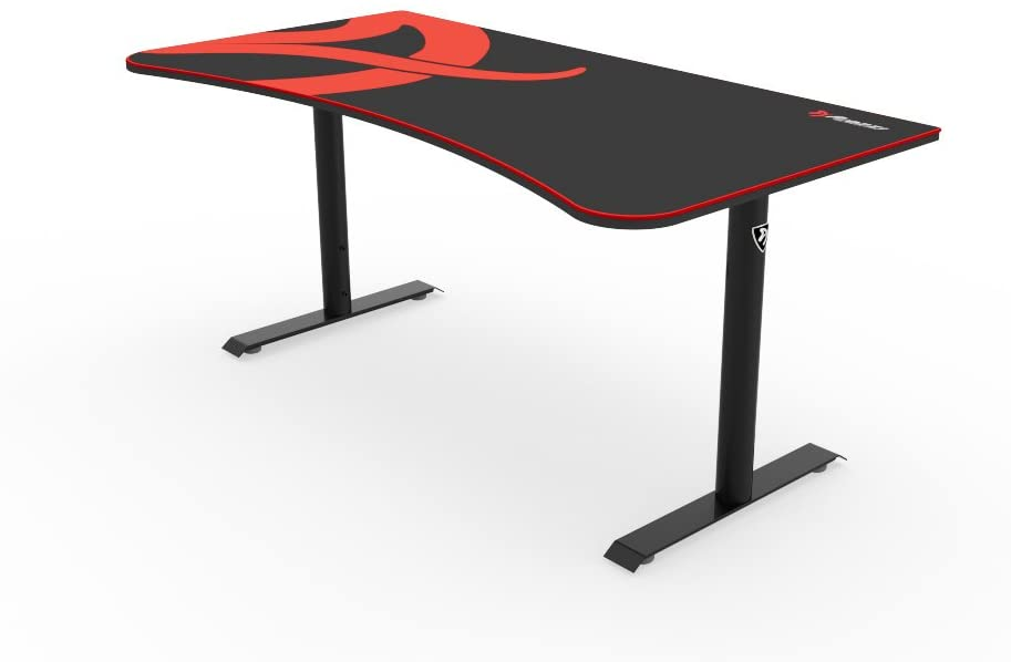 Arozzi Arena Gaming Desk  and chair