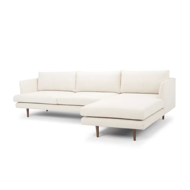 AllModern Reversible Sofa and Chaise