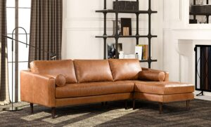 Top 7 Top Grain And Full Grain Leather Sofa Chairs
