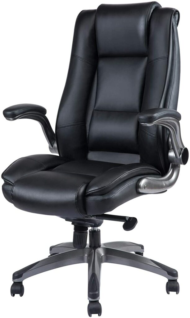 Reficcer high back Leather executive chair