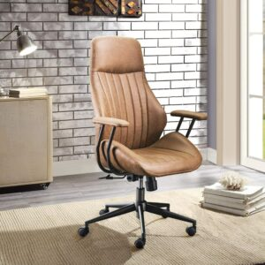 Top 15 Best Leather Office Chairs For Money In 2021